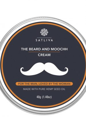 Beard Moochh Cream