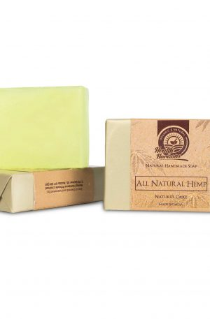 natural hemp soap