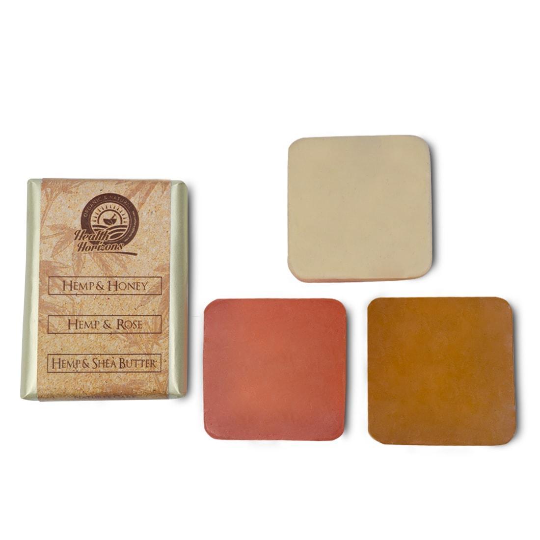 organic soap honey shea suitable for women men and vegan